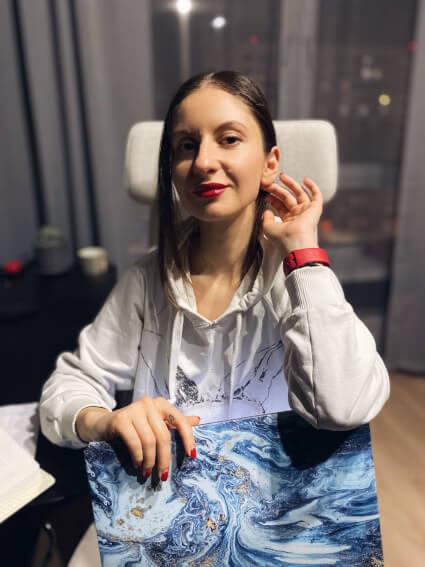 Виктория Егоренко